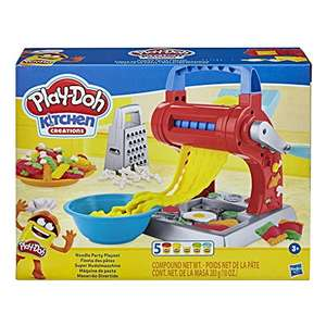 Play-Doh Kitchen Creations Noodle Party - £12.99 (Prime) + £4.49 (non Prime) at Amazon