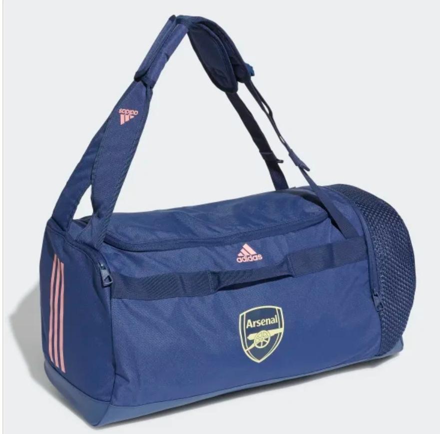 Adidas Arsenal FC Sports Football Duffel Bag Now £21.50 Free Delivery @ Zalando