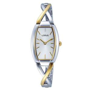 Ladies Lorus Watch RRW51EX9 Now £19.60 with Code (+ £2.95 delivery) @ Watchshop