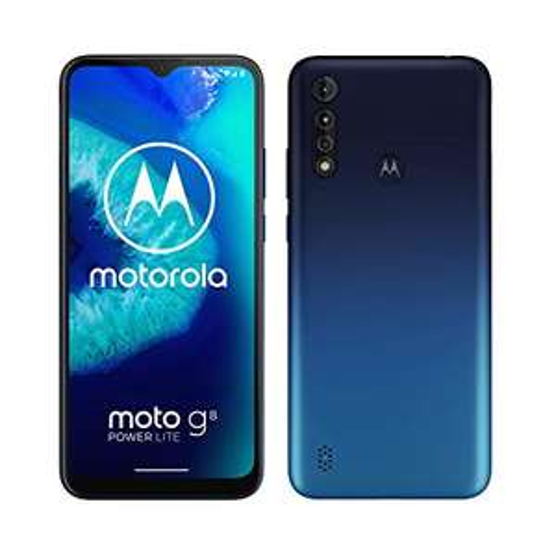 "Motorola Moto G8 Power Lite (6,5"" HD+ display, 2.3GHz octa-core processor, 16MP triple camera, 5000 mAH battery, Dual SIM) - £99.95 @ Amazon"