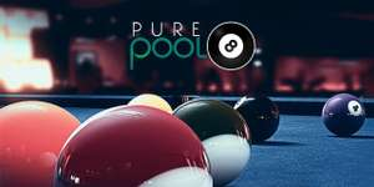Pure Pool - Nintendo Switch - £6.24 @ Nintendo eShop