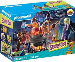 Playmobil 70366 SCOOBY-DOO!© Adventure in the Witch's Cauldron, With Lighting effects £14.95 (Prime) + £4.49 (non Prime) at Amazon