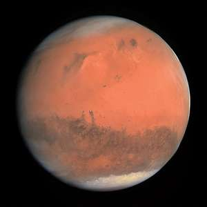 Send your name to Mars for free from NASA