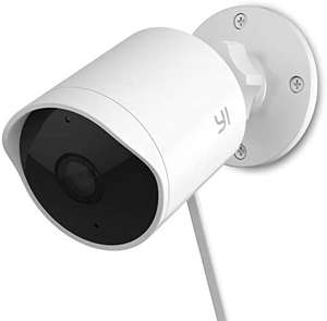 [New version 2021] YI Outdoor Camera 1080p Home Security Surveillance IP Camera - £39.99 Sold by Seeverything UK and FBA