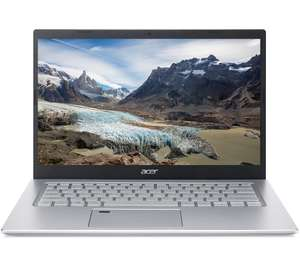 """ACER Aspire 5 A514-54 14"""" IPS LCD Laptop - Intel Core i5-1135G7, 256 GB SSD, 8GB DDR4, Silver - £494 delivered @ Currys PC World"""