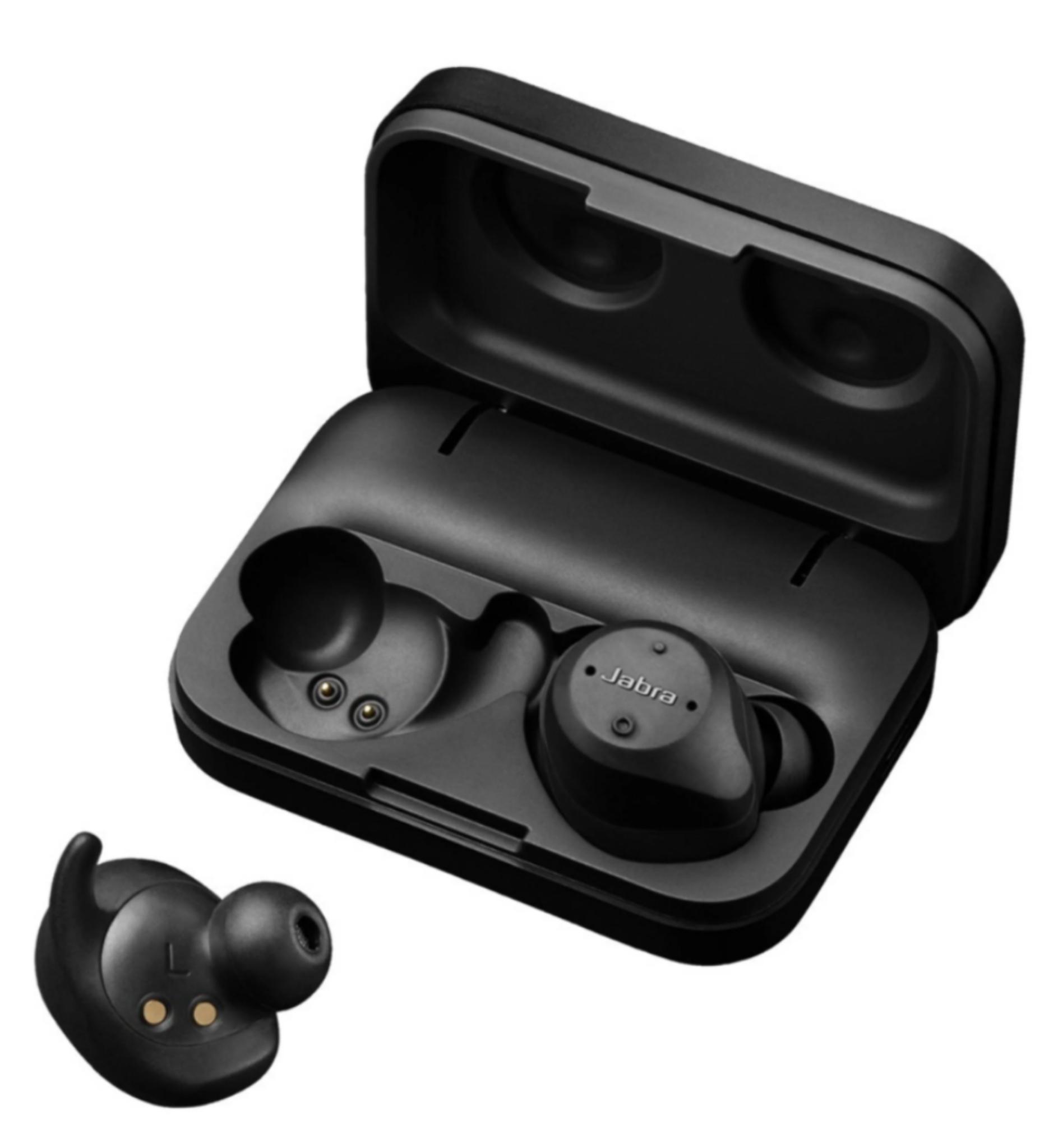 Jabra Elite Sport Earbuds – Wireless Earphones with Integrated Fitness App (Black) £89.99 @ Amazon