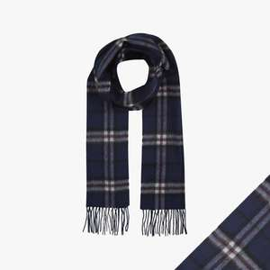 Barbour Merino Cashmere Lambswool Scarf with Free delivery £17.99 - More in OP thevoyagebird eBay