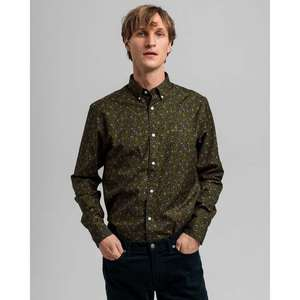 GANT Regular Fit City Foliage Print Shirt for £30.60 with free delivery (members) using code @ GANT