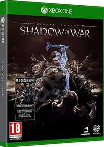 [Xbox One] Middle-Earth: Shadow of War - £2.95 delivered @ The Game Collection