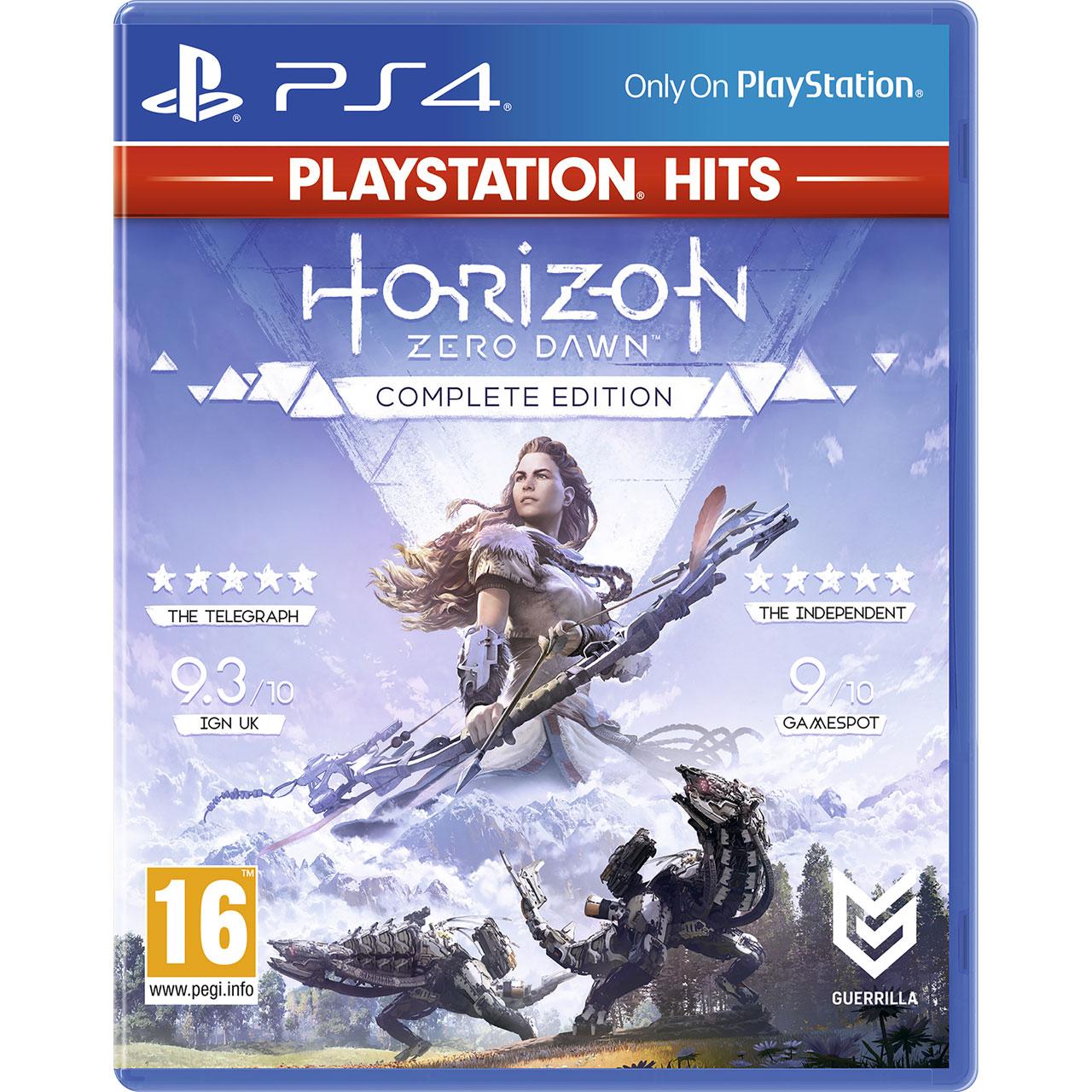 Horizon Zero Dawn: Playstation Hits (PS4) - £9 Delivered @ AO