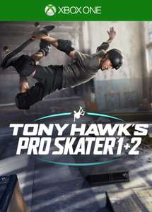 Tony Hawk's Pro Skater 1+2 DIGITAL DOWNLOAD - £26.24 XBOX ONE @ Instant Gaming