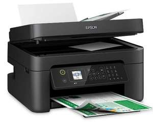 Epson Workforce Printer WF-2830DWF 4-in-1 (Print, Scan, Copy, Fax) £59.99 Delivered (Estimated Dispatch 28th February) @ Aldi
