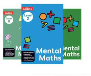 Mental Maths (8 Book Series) by Collins Learning - Kindle Edition Free @ Amazon