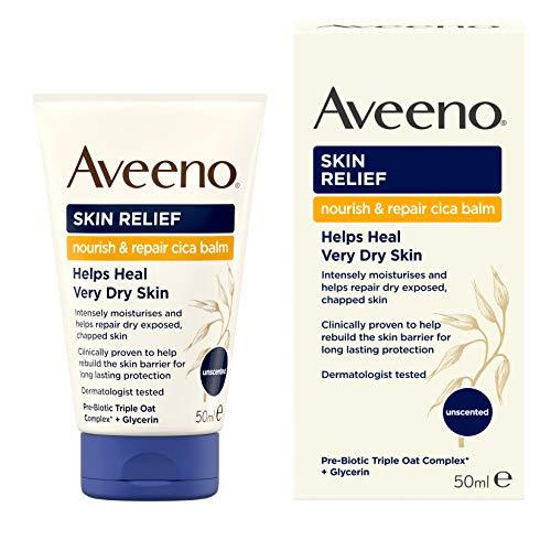 Aveeno UK Skin Relief Nourish & Repair Cica Balm 50ml £1.50 Prime / £5.99 Non Prime at Amazon