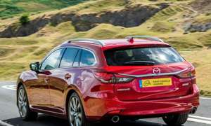 Mazda MazdA6 Tourer 2.0 WE-L Lux Nav+ 5dr 5K miles p/a £203.99 p/m 36 months; Initial £1223.93 + Fees £198 - £8561.52 @ FirstVehicleLeasing