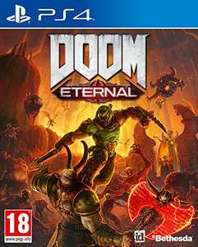 Doom Eternal (PS4 / Xbox One) - £13.97 prime (+£2.99 Non Prime) @ Amazon