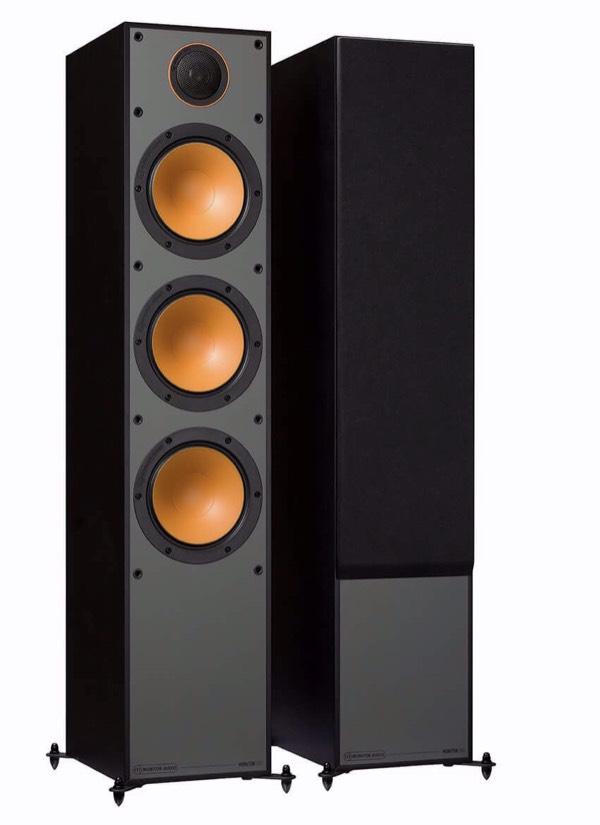 Monitor Audio Monitor 300 Floorstanding Speakers (Black, walnut or white £359.10 @ Superfi