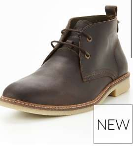 Barbour Nevada Boot - Brown £56 + £3.99 at Very