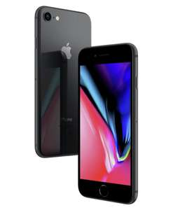 Grade A Refurbished iPhone 8 64GB - Space Grey - 1 Year Warranty £179.99 @ The iOutlet