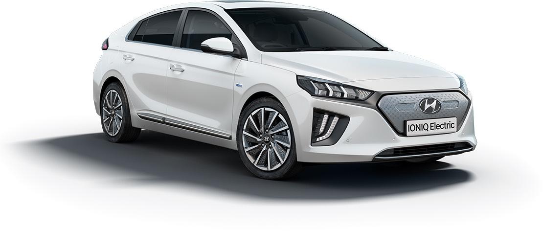 Hyundai Ioniq Electric Hatchback 100kW Premium 38kWh 5dr Auto 10k miles per year - £554.16 Upfront + 23 x £254.16 (£6399.84) @ Yes Lease