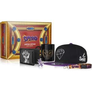 Officially Licensed Spyro the Dragon Big Box Merchandise Crate - £11.99 (+£2.99 delivery) @ Geekcore