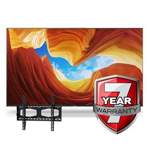 "Sony KD55XH9005BU 55"" Full Array LED 4K HDR Android TV + Wall Bracket + 7 Year Warranty £805.50 @ TPS UK"