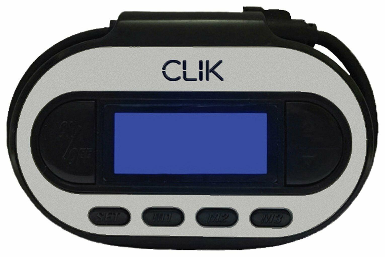 CLIK FM Transmitter - £3.99 @ Argos/Ebay