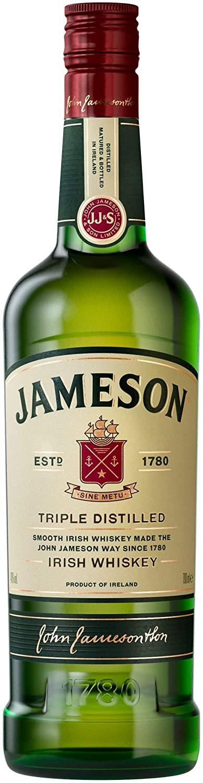 Jameson Original Blended & Triple Distilled Irish Whiskey, 70cl - £15 (+£4.49 Non prime) @ Amazon