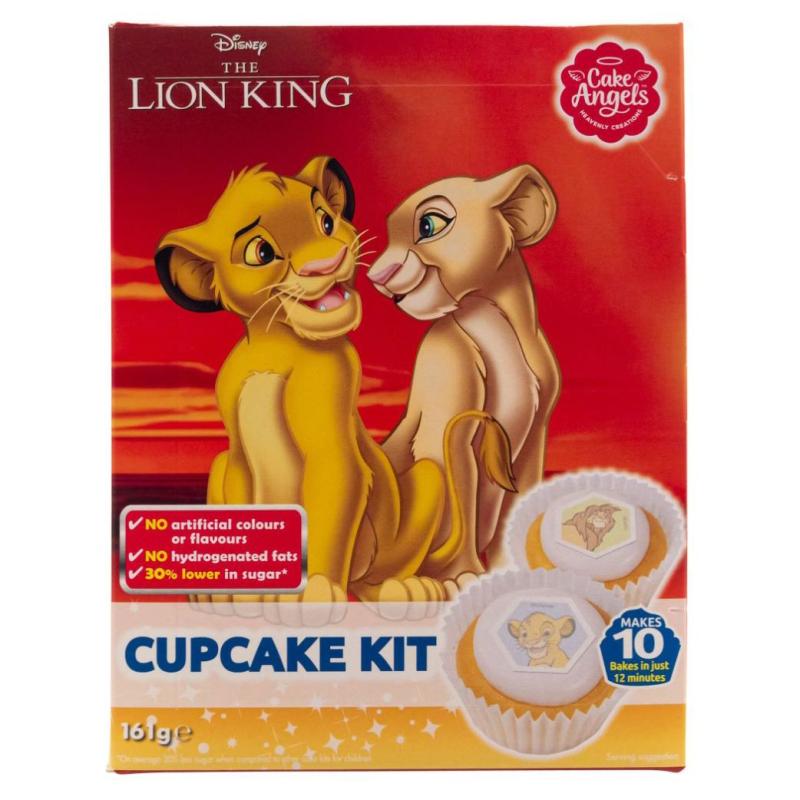 Lion King cupcake mix 15p instore @ Asda(Queslett)