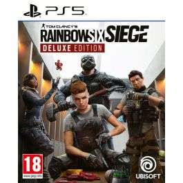 Tom Clancy's Rainbow Six Siege - Deluxe Edition [PS5 / Xbox Series X] Physical Disc Pre-Order £20.95 delivered @ TheGameCollection