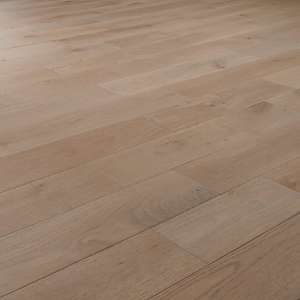 Style Smoky Grey Oak Solid Wood Flooring 1.5m² pack for £64.95 delivered @ Wickes