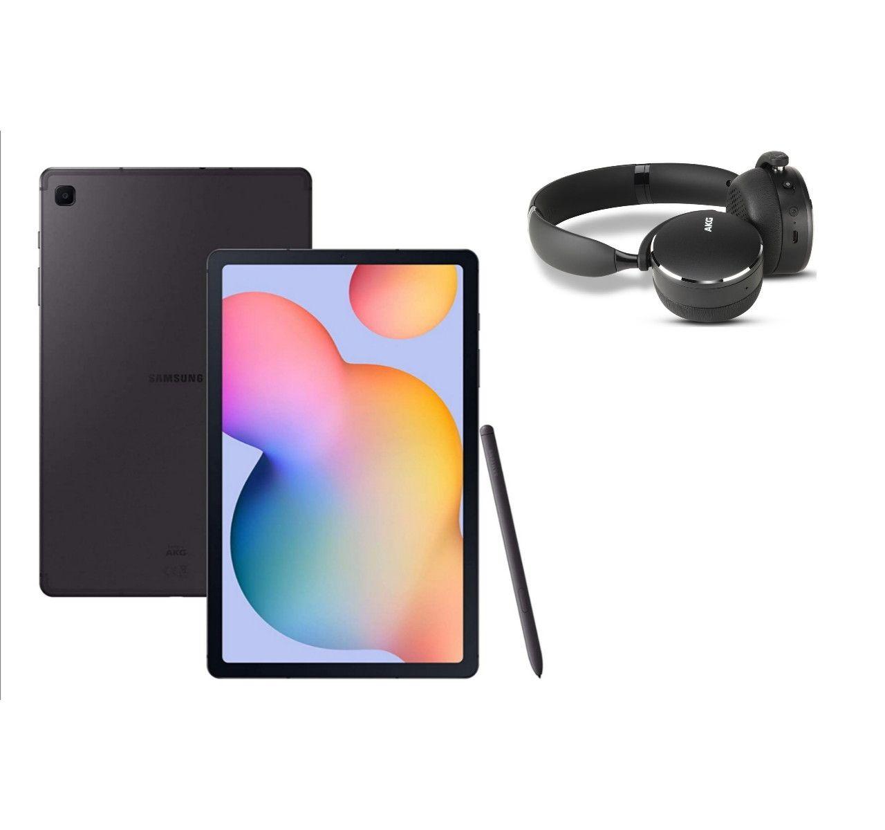 Samsung Galaxy Tab S6 Lite Wi-Fi - Oxford Grey (UK Version) + Free AKG Y500 Headphones - £299 @ Amazon