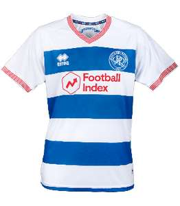 QPR Superstore Sale - Adult Replica Football Shirt £20 - delivery £4 at QPR Direct Clubshop