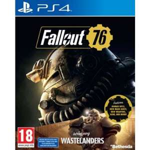 [PS4] Fallout 76 Wastelanders - £4.95 delivered @ The Game Collection