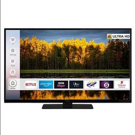 Digihome 50 Inch Smart 4K TV £349.98 Delivered
