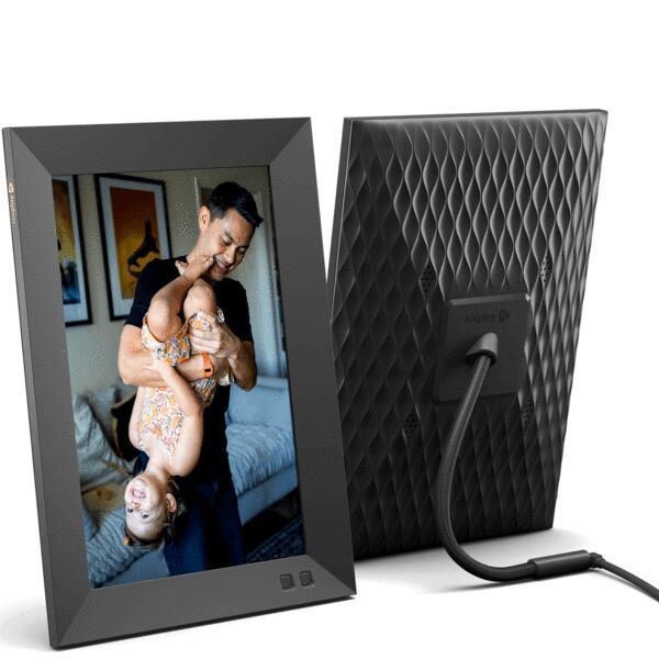 """10.1"""" Nixplay Smart Photo Frame - Wi-Fi Cloud Frames £134.99 @ Nixplay"""