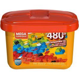 Mega Construx Wonder Builders 480-piece building tub (compatible with other brands) for £11.99 delivered (Mainland UK) @ BargainMax
