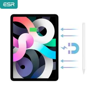 ESR Magnetic Stylus Pen for iPad Air 4 2020 and iPad 2018-2020 £13.84 + £3.67 for tax and P&P AliExpress ESRGEAR Store