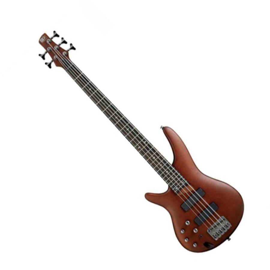 Ibanez SR505 Soundgear 5 String Left Handed Bass Guitar in Brown Mahogany - £519 Delivered (Mainland UK) @ PMT