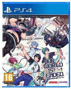 (PS4) Our World Is Ended £5.95/Blazblue Cross Tag Battle: Special Edition £7.95/Darksiders Genesis £11.95- More in OP @ The Game Collection