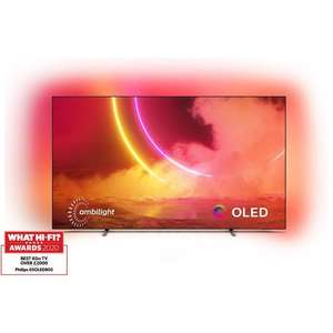 Philips 65OLED805 65 inch OLED 4K Ultra HD Premium Smart TV Freeview Play - £1,749 With Code @ Richer Sounds