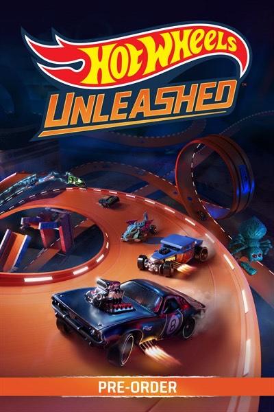 Hot Wheels Unleashed [PS4 / PS5] Pre-Order £29 @ PlayStation PSN India