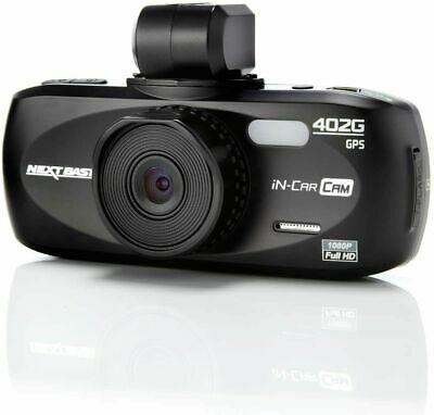 Nextbase 402G In Car Dash Cam Full HD 1080p Refurbished £26.95 @ velocityelectronics / eBay