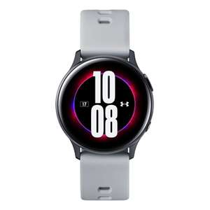 Samsung Galaxy Watch Active2 Under Armour Edition, - 40mm - Grey + Free Wireless Charger Trio - £194.65 @ Samsung Employee Purchase Program