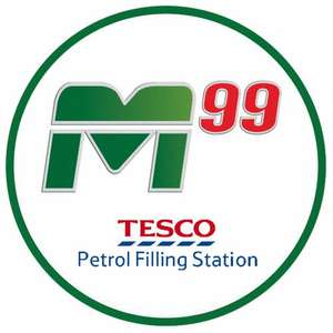 Momentum 99 High-Octane petrol 112.9p at Tesco Longton