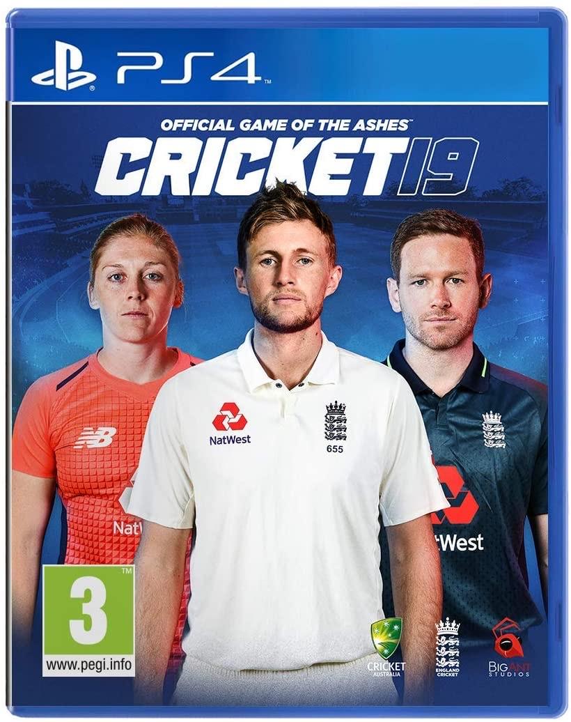 Cricket 19 (PS4) £17.49 - Playstation Store UK