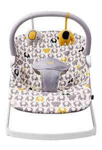 BabaBing Nellie the elephant baby bouncer £26.99 Amazon