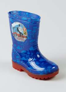 Kids Thomas The Tank Engine Light Up Wellies (Younger 4-12) £7 + £3.95 del @ Matalan