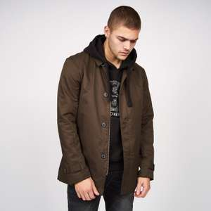 Duck and Cover Splash Zip Thru Mac Lightweight Jacket for £25.99 delivered (with code) @ Duck and Cover