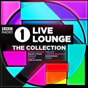 BBC Radio 1's Live Lounge The Collection Various Artists 2 CD £3 (Prime) + £2.99 (non Prime) at Amazon